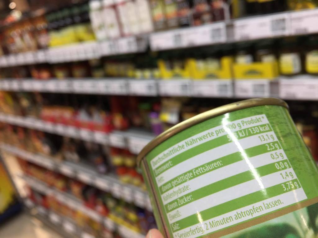 Finde als erstes heraus, was eigentlich in deinen Lebensmitteln steckt