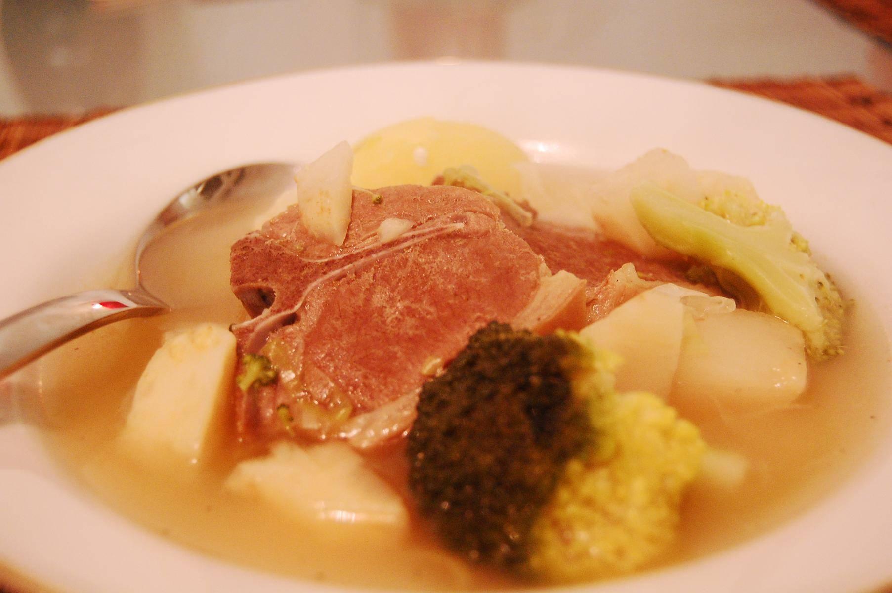 Irish Stew Eintopf ohne Zucker