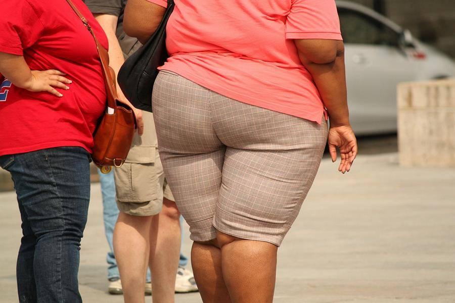 Übergewicht ist eine Folge von zu viel Zucker